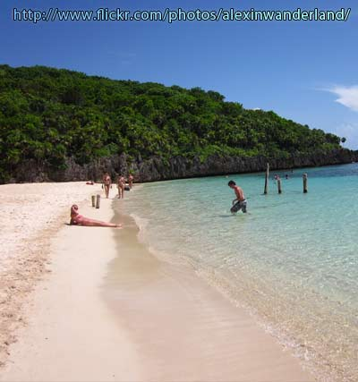 West Bay Beach - Roatan's Best